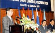 Tại Hội nghị Các nước tiểu vùng Mê Kông, Bộ trưởng bộ công an Lê Hồng Anh: Việt Nam quyết tâm loại bỏ ma túy ra khỏi địa bàn dân cư