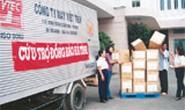 Bạn đọc Báo Người Lao Ðộng giúp trên 328 triệu đồng cho đồng bào bị lũ lụt