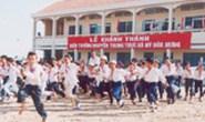 Ủng hộ 900 triệu đồng xây trường học tại An Giang