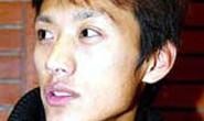 Một cầu thủ Trung Quốc sử dụng doping