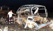 Nổ xưởng pháo bông, 14 người chết
