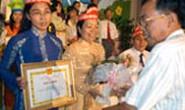 """Hội thi """"Dân vận khéo năm 2004"""": quận Phú Nhuận đoạt giải nhất"""