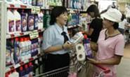 Các chất tẩy rửa có thể gây hại sức khỏe