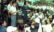 700 CN Công ty Vĩ Thái - TPHCM đình công