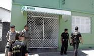 Nam Mỹ với nạn đào hầm cướp ngân hàng