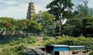 Trùng tu xong chùa Thiên Mụ