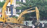 Thanh tra dự án vệ sinh môi trường lưu vực Nhiêu Lộc - Thị Nghè