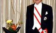 Nguyên Thủ tướng Phan Văn Khải nhận Huân chương Mặt trời mọc