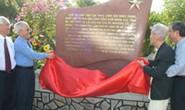 TPHCM khánh thành bia kỷ niệm Cách mạng Tháng Tám-1945
