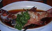Cá kho đậu nành phòng bệnh tim mạch