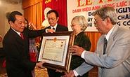Truy tặng danh hiệu Anh hùng Lực lượng Vũ trang cho ông Nguyễn Đức Thuận