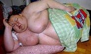 Đàn ông ngủ ít dễ bị béo phì
