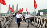Khánh thành khu di tích đôi bờ Hiền Lương- Bến Hải