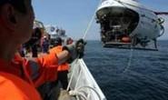 Tàu ngầm Nga lập kỉ lục lặn tại hồ Baikal