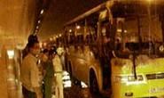 Cháy xe ô tô trong đường hầm Hải Vân, 34 người thoát chết