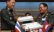 UNESCO sắp dựng biển di sản cho đền Preah Vihear