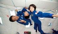 Nhật: Bà mẹ đầu tiên du hành vào vũ trụ