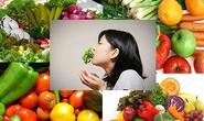 Ăn rau đúng cách