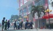 Cháy nhà hàng, 1.500 thực khách chạy tán loạn