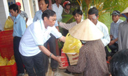 Trao tặng hơn 400 suất quà tại tỉnh Quảng Ngãi
