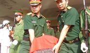 An táng 36 liệt sĩ hy sinh đợt Tết Mậu Thân 1968
