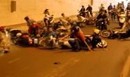 Hé lộ nguyên nhân xe máy gặp nạn trong hầm Kim Liên