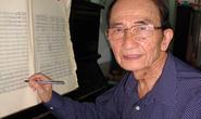 GS-TS - nhạc sĩ Nguyễn Văn Nam đi ở nhà thuê