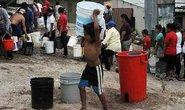 Nguồn tài nguyên nước lâm nguy