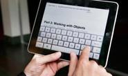 iPad và người khuyết tật