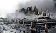 Trung Quốc: Nổ ống dẫn dầu, gây cháy suốt 15 giờ