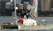 Vượt đại dương bằng thuyền vỏ chai nhựa