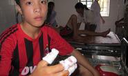 Hà Tĩnh: Nổ bom bi, 5 học sinh trọng thương