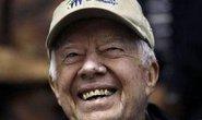 Cựu tổng thống Carter công du Trung Đông