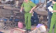 Nổ bình khí ga tại nhà máy thép, 1 công nhân tử vong