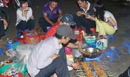 Ẩm thực chợ đêm ở Pleiku
