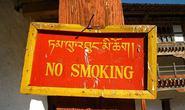 Hạn chế thuốc lá triệt để như Bhutan