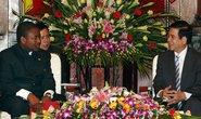 Việt Nam và Mozambique hợp tác về quốc phòng