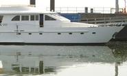 Du thuyền chở 1,2 tấn cocain bị bắt giữ tại Anh