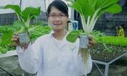 Nữ thủ khoa muốn trồng rau ở Trường Sa