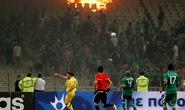 Suýt vỡ trận Europa League vì CĐV bạo loạn