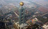 Làng giàu nhất Trung Quốc khánh thành khách sạn chọc trời