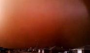 Bão bụi biến Texas thành sao Hỏa