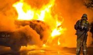 Kẻ đốt hơn 100 chiếc xe sang bị bắt