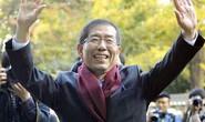Luật sư không đảng phái trở thành tân thị trưởng Seoul