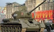 Nga tái hiện cuộc diễu binh huyền thoại tại Quảng trường Đỏ