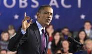 Ông Obama thúc giục quốc hội ủng hộ cắt giảm thuế