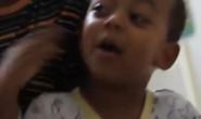 """Video bé 2 tuổi hát rap gây """"sốt"""""""