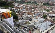 Colombia gắn hàng loạt thang cuốn ngoài trời