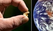 Mưa sao băng mang vàng đến trái đất?