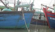 Lai dắt tàu cá bị nạn làm 8 ngư dân mất tích vào bờ
